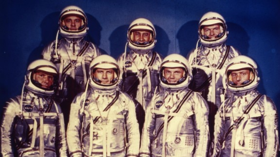 Despite its name, these seven NASA astronauts didn