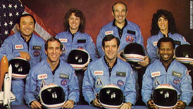 the challenger disaster 2013