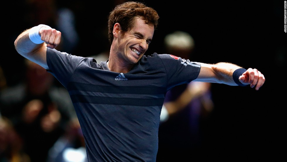 Andy Murray knew he had to beat Milos Raonic to keep his challenge alive, and he came home in straight sets against the Canadian.