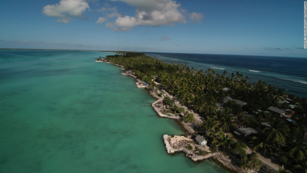 The Pacific Oceanscape is a framework created by Pacific Island leaders for sustainable management and conservation.