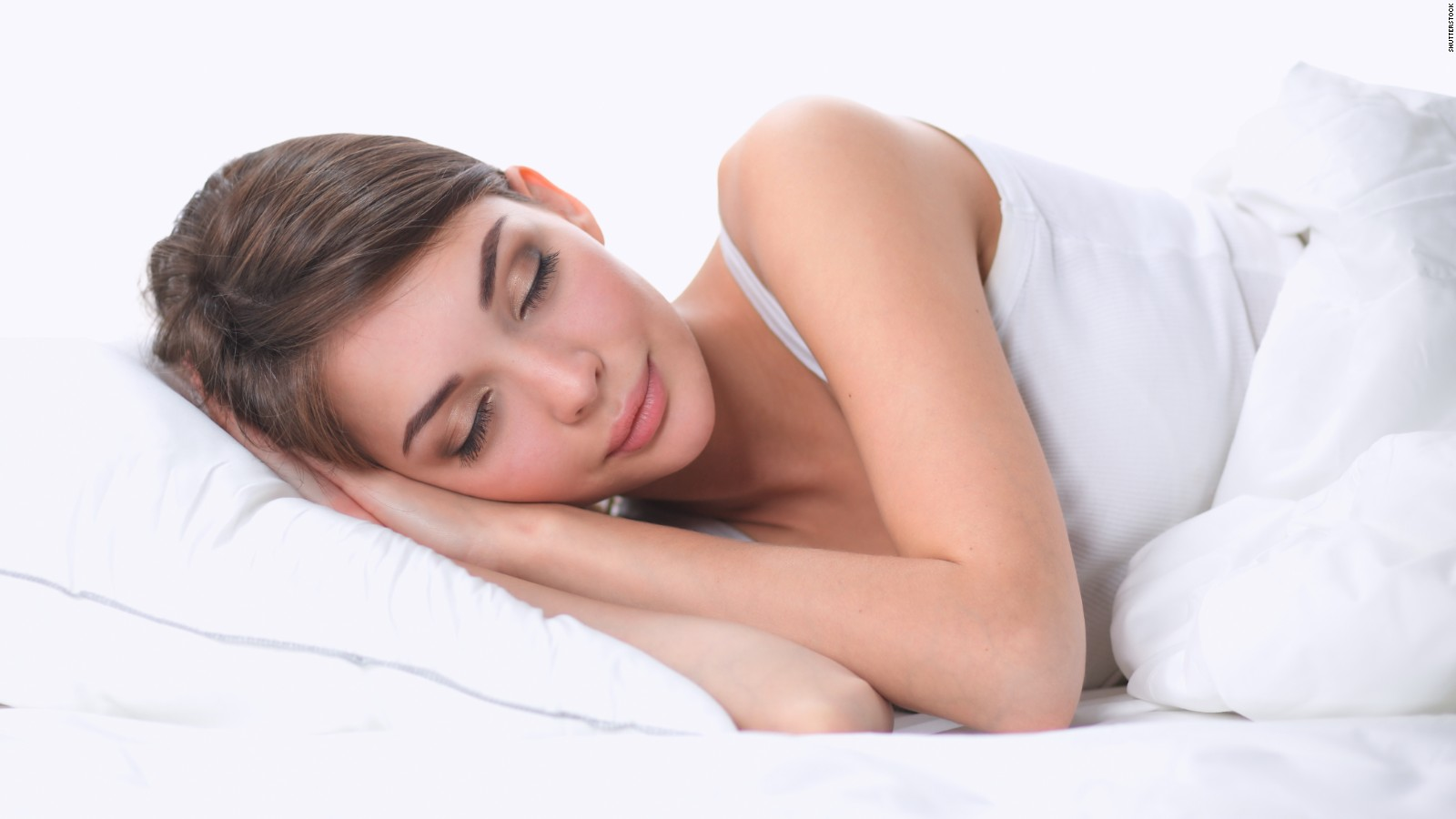 What Sleeping Position Is Best For You Cnn