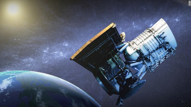 """NASA's infrared-wavelength space telescope called NEOWISE may help make us safer. The space telescope hunts for asteroids and comets, including those that could pose a threat to Earth. During its planned three-year survey through 2016, NEOWISE will identify near-Earth objects, gather data on their size and take other measurements. The probe was launched on December 14, 2009, for its original mission -- to perform an all-sky astronomical survey. The probe was put in hibernation for several years, but it was <a href=""""http://www.jpl.nasa.gov/news/news.php?feature=4524"""" target=""""_blank"""">fired up again in December 2013</a> to hunt for asteroids. Its images are now <a href=""""http://www.jpl.nasa.gov/news/news.php?feature=4524"""" target=""""_blank"""">available to the public online.</a>"""