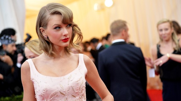 We could probably dedicate this whole gallery to Taylor Swift, who