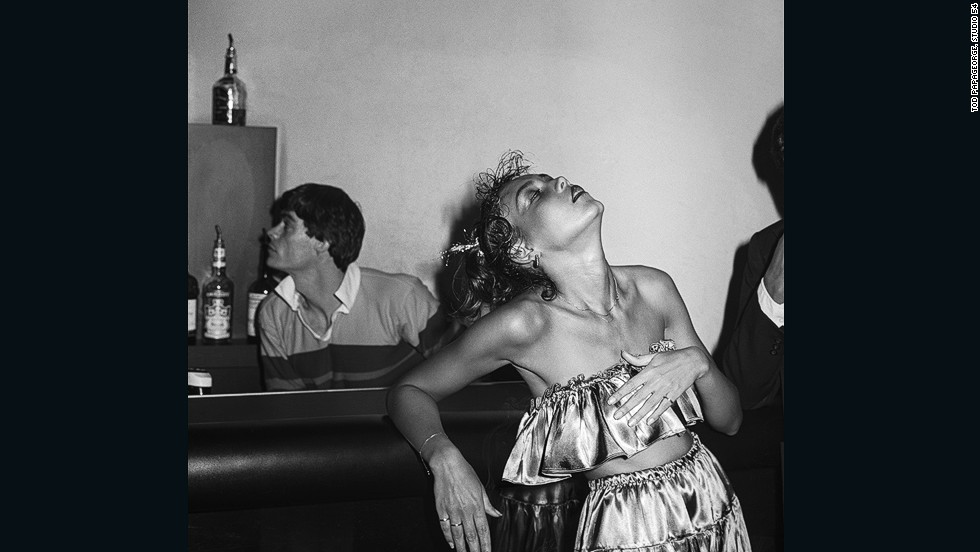 Shot of the Day: New Year's Eve 1978 at Studio 54 | Substance.com