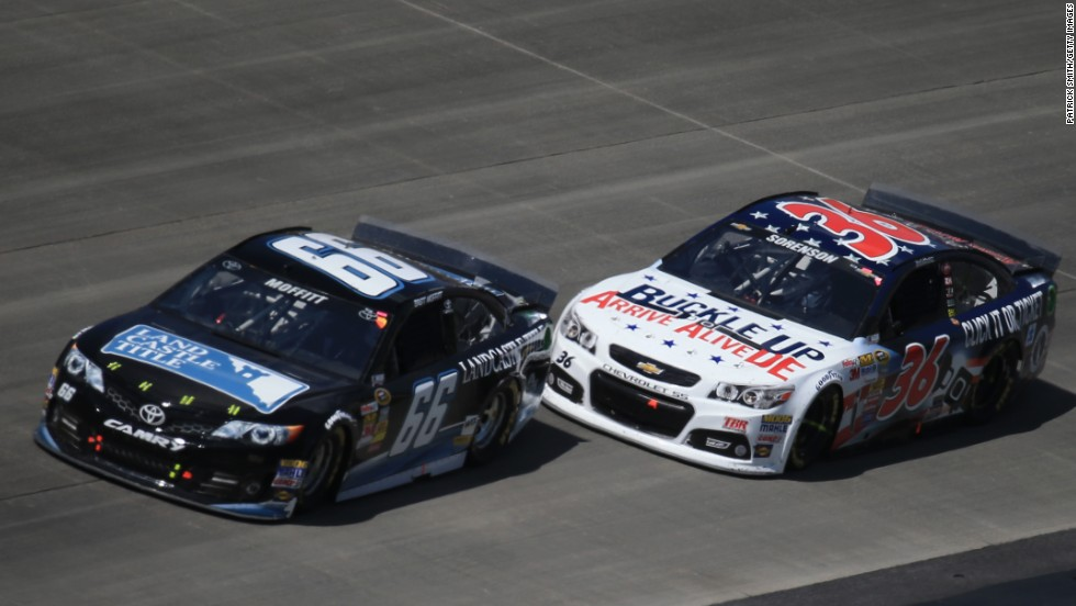 NASCAR is one of the sports which has worked with autism charities in the U.S. to raise awareness and funds.