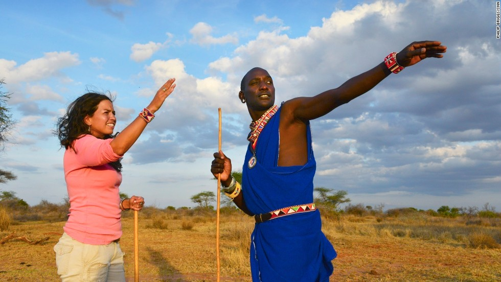 Leela Hazzah's nonprofit turns Maasai warriors -- who have a tradition of killing lions -- into lion protectors. Their ultimate goal is to reduce lion killings.
