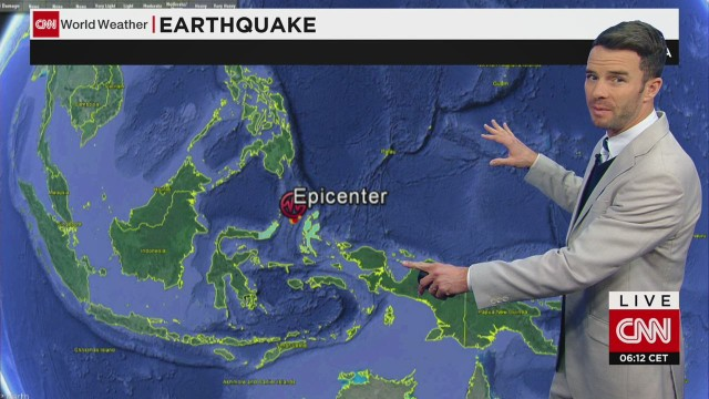 7.1-magnitude earthquake hits off Indonesia