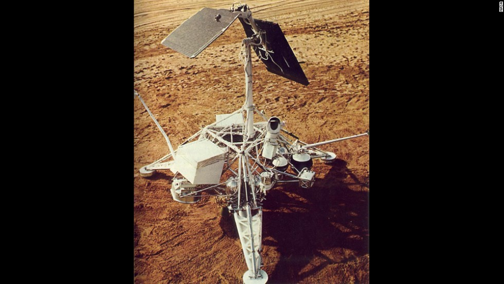 "<a href=""http://science.nasa.gov/missions/surveyor-1-7/"" target=""_blank"">Surveyor 1</a> was the first U.S. spacecraft to make a soft landing on the Moon. The program ran during the mid-1960s and was declared a success. The program's focus eventually switched to support of the Apollo program."