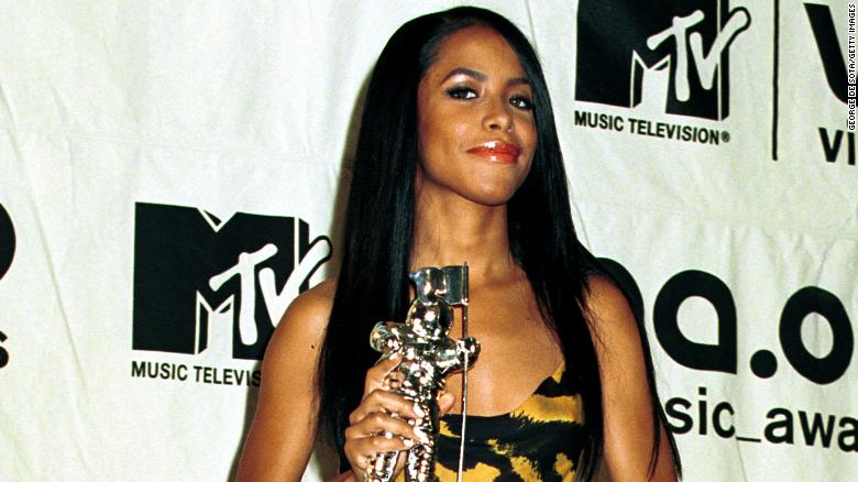 Aaliyah's estate releases statement over 'unauthorized projects'