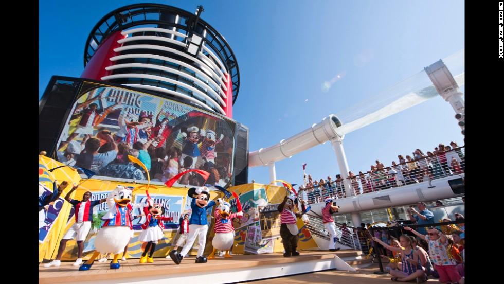 Best Cruise Lines Rankings Royal Caribbean Disney CNN Travel - Best disney cruise