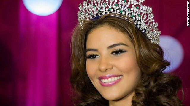 Police: Honduran beauty queen found dead