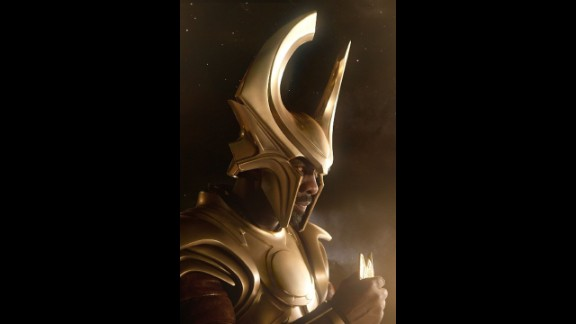 """Elba revived his role as Heimdall from """"Thor"""" in the latest Avengers movie. However, he says he is more likely to create a character album for """"Beast of No Nation,"""" slated for release in October. That film was filmed in Ghana and is about child soldiers.  """"It"""