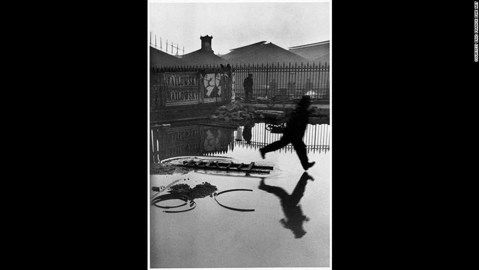 <em><strong>Gare St. Lazare, Henri Cartier-Bresson, 1932</strong></em><br /><br />Deciding who to feature is more challenging than just selecting what looks good, according to Frydman. While factors like reputation and the thoroughness of the proposal are considered, Frydman said the panel is careful to develop a diverse program that balances contemporary and historic photography. <br /><br />The early works featured this year included Henri Cartier-Bresson seminal <em>Gare Saint Lazare</em>, exhibited by Eric Franck Fine Art.