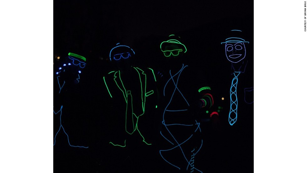 "Hailing from Columbia, South Carolina, the brothers have made more than a dozen videos in 2014, showing off their talents in a variety of guises including a special ""Glow in the Dark"" edition."