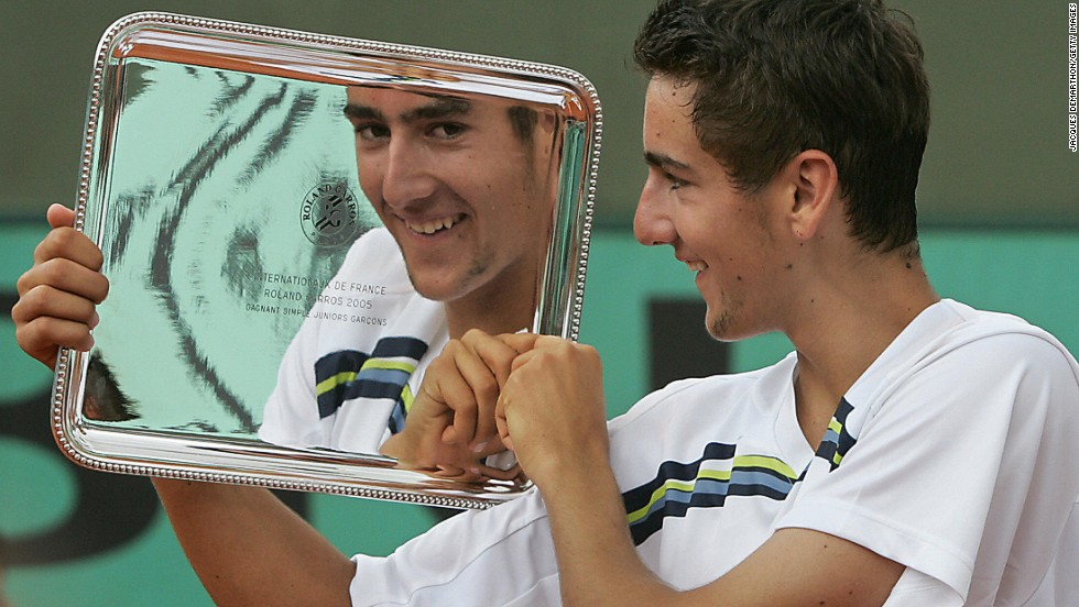 Cilic won the French Open as a junior in 2005 beating Dutchman Antal Van Der Duim. Three years later, he had his first senior title when winning the Pilot Pen Tennis tournament in Connecticut in the United States.