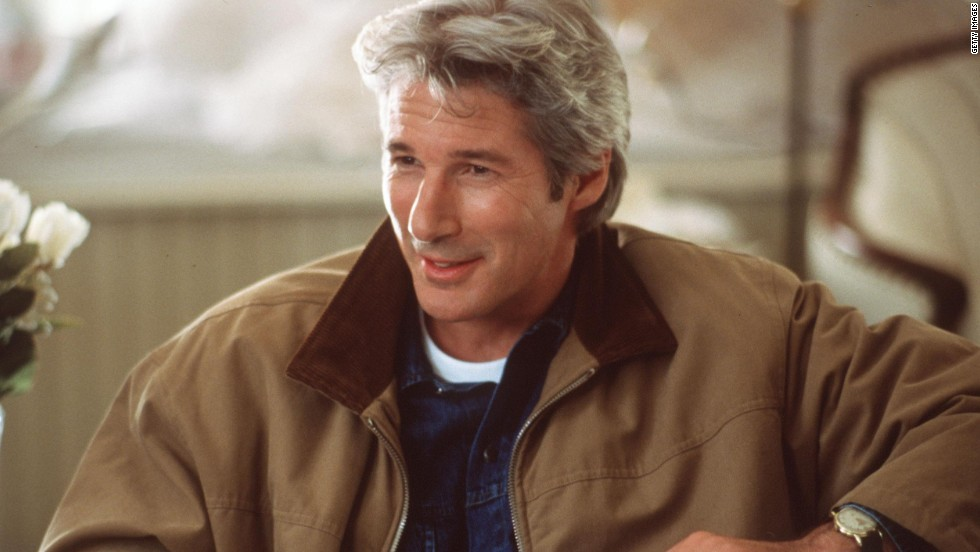 "1999 was a good year for Richard Gere: He reunited with ""Pretty Woman"" co-star Julia Roberts for the film ""Runaway Bride;"" he turned 50; and he was named sexiest man alive."