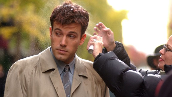 """""""Daredevil"""" got mixed reviews for Ben Affleck, but even critics couldn't argue with his 2002 sexiest man selection."""