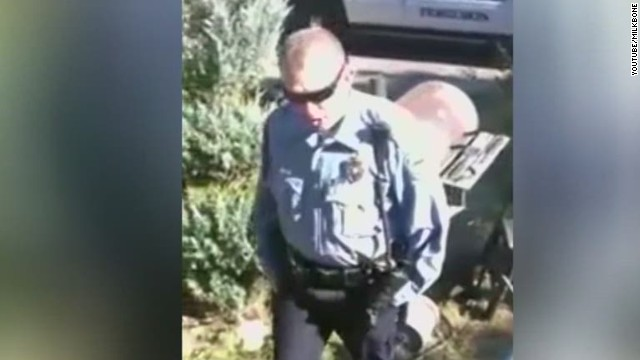 New video shows Officer Darren Wilson?