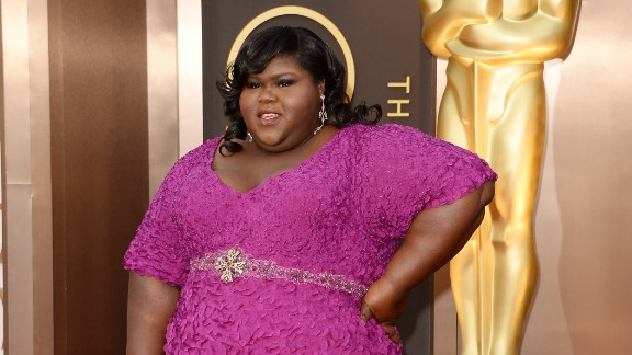 "In 2014, Cosmopolitan asked whether Gabourey Sidibe is ""the Most Fat-Shamed Actress in Hollywood."""