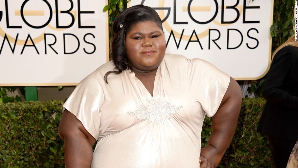 "When people took to Twitter to criticize actress Gabourey Sidibe on the Golden Globes red carpet earlier this year, she hit back with the best response ever: ""To people making mean comments about my GG pics, I mos def cried about it on that private jet on my way to my dream job last night. #JK"""