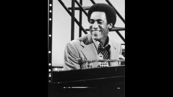 """Bill Cosby performs on """"The New Bill Cosby Show"""" in 1972."""