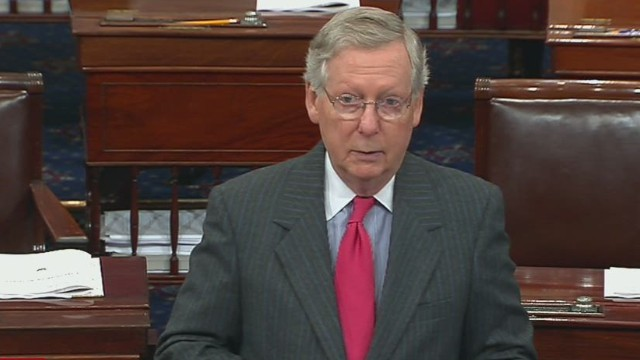McConnell: Executive action ignores law