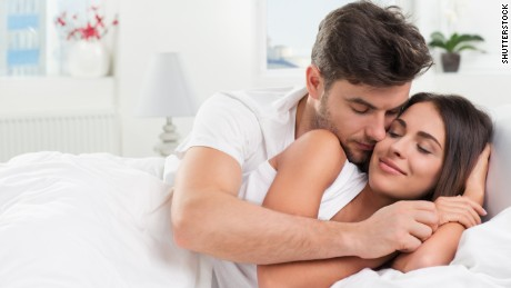 Want more affection in your relationship? Have more sex