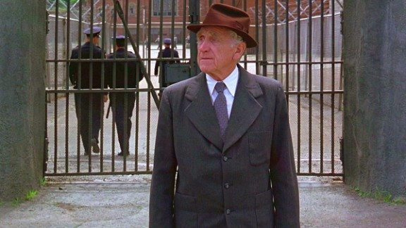 "Then: James Whitmore was already a legend when he joined ""The Shawshank Redemption"" as prison librarian and convict Brooks Hatlen, having already won a Tony, a Grammy and a Golden Globe."