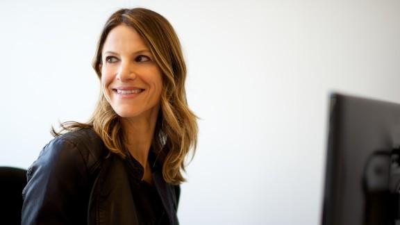 Karen Cahn, founder of VProud.