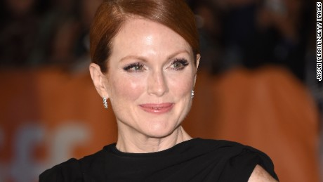 "Actress Julianne Moore attends the ""Maps to the Stars"" premiere during the 2014 Toronto International Film Festival."