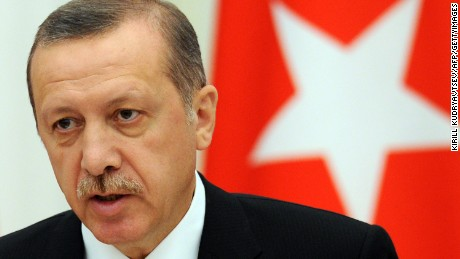 Opinion: Call out Erdogan for authoritarian drift