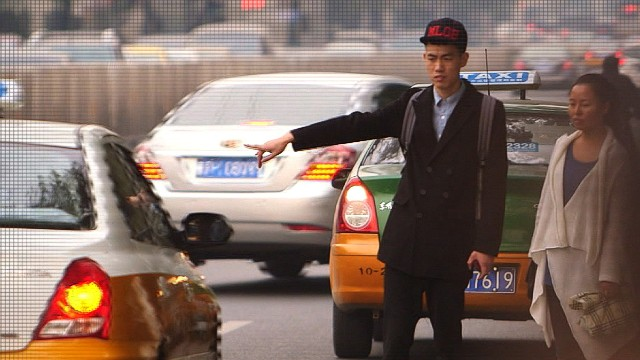 China's game-changing taxi-hailing app