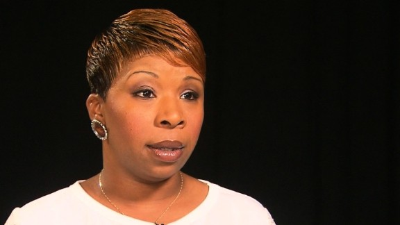 "Lezley McSpadden, mother of Michael Brown, on the officer who killed her son: ""I'll never forgive him."""
