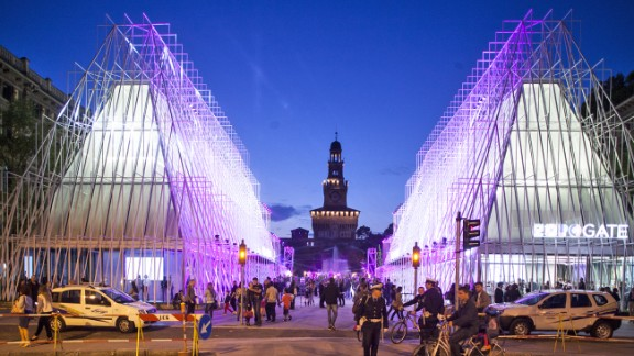 Italy's fashion capital will focus on the future of food for Expo 2015, when an estimated 20 million visitors will hit Milan.