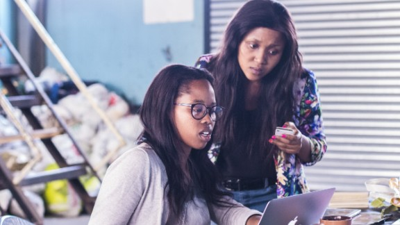 The duo grew up in Rustenburg, a traditionally mining town in South Africa's North West province. The bright young millennials wanted to develop a culture of entrepreneurship in their hometown while providing employment opportunities and helping their community in a meaningful way.