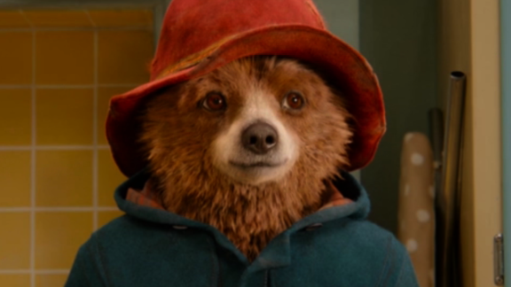 """""""Paddington"""": A young bear is taken in by a family as he tries to make a life for himself in London, in this adaptation of a popular children's book. (Netflix)"""