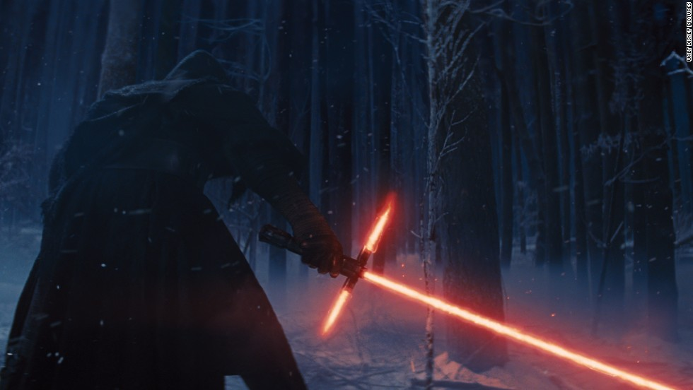 "The newest ""Star Wars"" film -- ""Star Wars: Episode VII - The Force Awakens"" -- is due at the end of 2015."