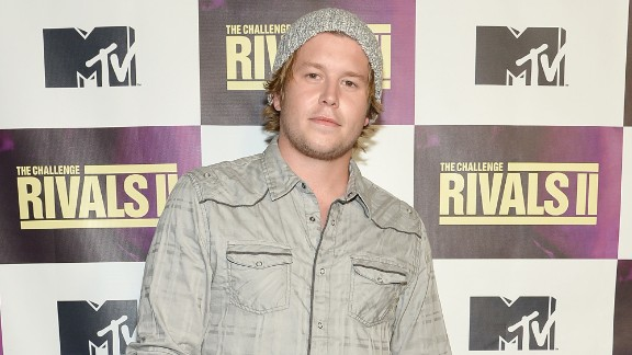 Ryan Knight, who was part of the 2010 cast of MTV