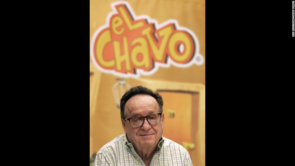 "To the world, he was known as ""Chespirito."" <a href=""http://www.cnn.com/2014/11/28/world/americas/bolanos-obit/index.html"" target=""_blank"">Roberto Gomez Bolanos</a> gained fame as a comedian, but he was also a writer, actor, screenwriter, songwriter, film director and TV producer. The legendary entertainer died November 28 at the age of 85."