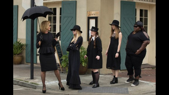 """""""American Horror Story: Coven"""": The witchy good times roll in this New Orleans-set season of Ryan Murphy"""