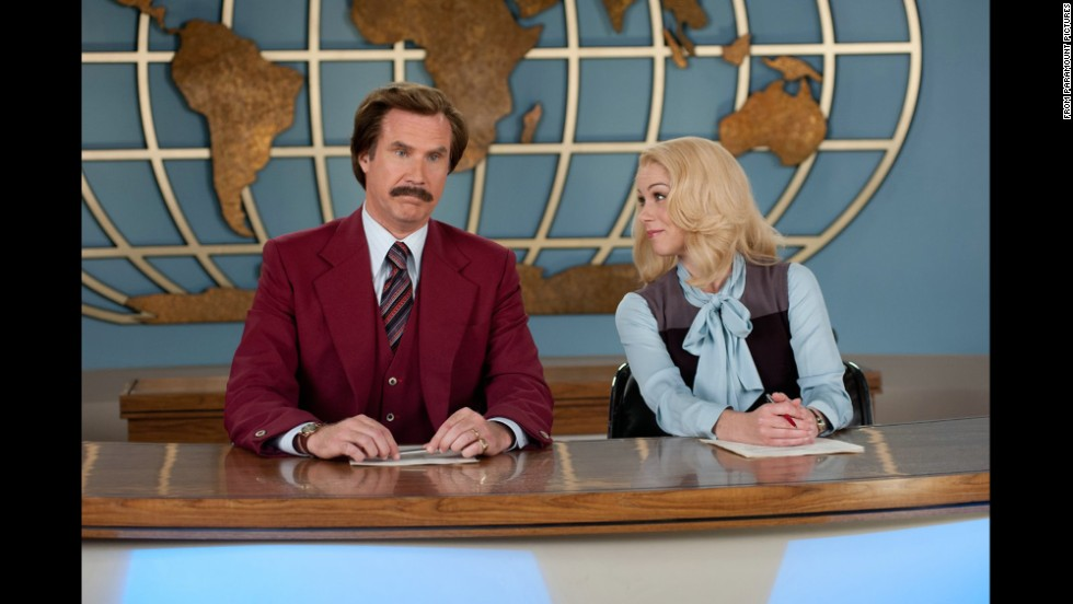 "<strong>""Anchorman 2: The Legend Continues"" (2013)</strong>: Will Ferrell, Christina Applegate and more return in this sequel to 2004's hit ""Anchorman: The Legend of Ron Burgundy."" <strong>(Netflix, Amazon)</strong>"