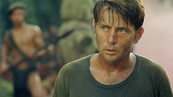 """""""Apocalypse Now"""" (1979): Martin Sheen stars in this now iconic film about the Vietnam War, directed by Francis Ford Coppola. (Amazon)"""