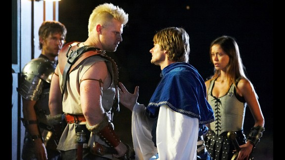 """""""Knights of Badassdom"""" (2013): All hell breaks loose when a group of roleplayers conjure up a demon. (Netflix)"""