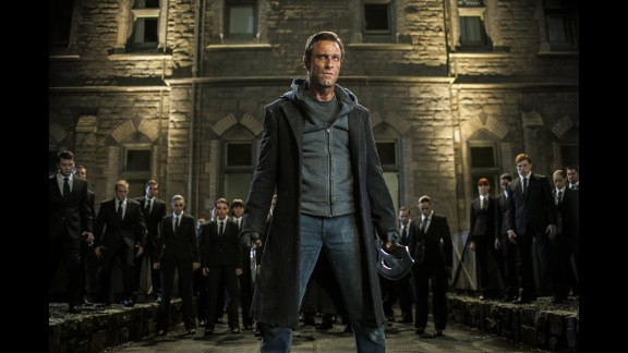 """""""I, Frankenstein"""" (2014): Adam Frakenstein is pursued by a pack of demons who want to learn his secret of longevity. (Netflix)"""