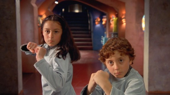 """""""Spy Kids"""" (2001): The children of secret agents must themselves become spies to save their parents in this adventure. (Amazon)"""
