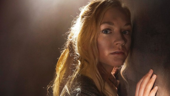 """""""The Walking Dead's"""" midseason finale in November was a heartbreaker. Emily Kinney's Beth got into an altercation with Dawn (Christine Woods) that led to her death. Several fans turned to Twitter to admit that Beth's tragic ending left them in tears."""