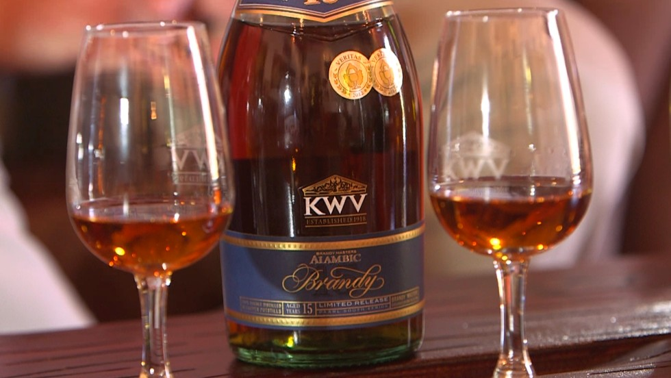 Brandy makers KWV are based in Paar in the Western Cape. At the 2014 Veritas Awards, the wine and spirits producer won the Best Producer award for a 4th consecutive year -- a first for a South African producer.