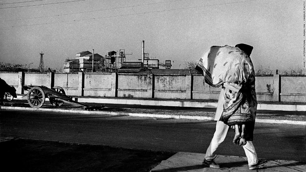 The Bhopal Gas Tragedy