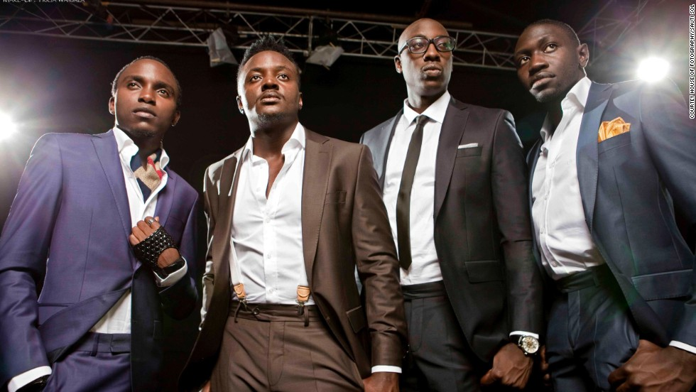 "Kenya-based afropop group Sauti Sol, which is made up of Bien-Aime Baraza, Willis Austin Chimano, Savara Mudigi and Polycarp Otieno, tops the list of <a href=""http://edition.cnn.com/2014/12/17/world/africa/mdundo-african-download-site/"" target=""_blank"">streaming service Mdundo</a>'s most downloaded artists."