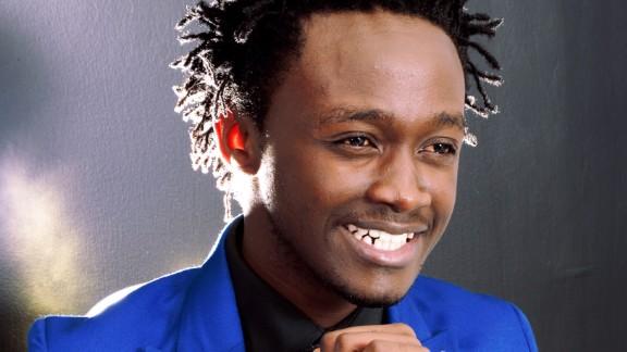 Another gospel artist from Kenya, Bahati